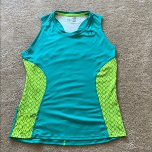 Under armour semi-fitted catalyst tank top